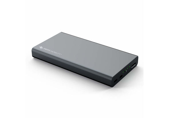 Swiss Mobility Power Pack 16000 (Grey)