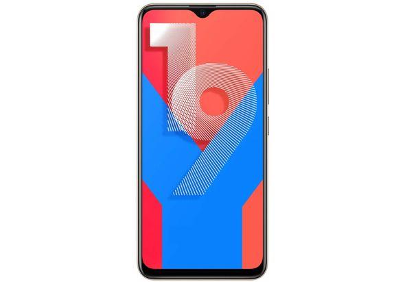 Vivo Y19 Smartphone LTE,  Magnetic Black