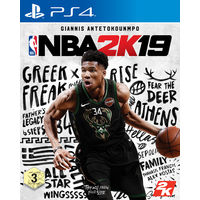 NBA 2K19 for PS4