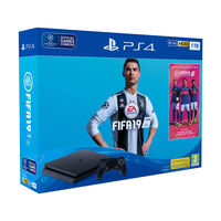 Sony PS4 Slim 1TB FIFA19 Bundle