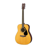 Yamaha F310P Steel String Acoustic Guitar Package, Natural