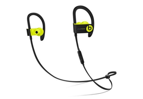 Beats Powerbeats 3 Wireless Earphones, Shock Yellow