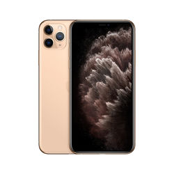 Apple iPhone 11 Pro Max Smartphone LTE with FaceTime, 256 GB,  Gold
