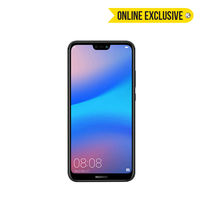 Huawei Nova 3e Smartphone LTE, Midnight Black