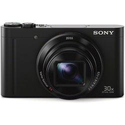Sony Cyber-shot DSC-WX500 Digital Camera, Black