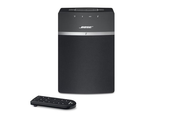Bose SoundTouch 10 Wireless Music System, Black