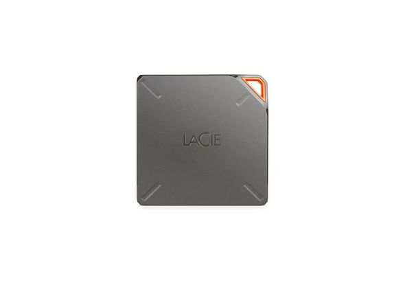 LaCie Fuel 2TB Wi-Fi / Expand your iPad & iPhone capacity
