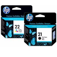 HP 123 ink cartridge Black+ 123 Tricolor Cartridge Bundle