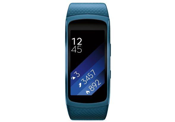 Samsung Gear Fit2 Small, Blue