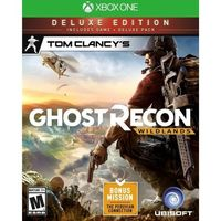 Tom Clancy's Ghost Recon Wildland Deluxe Edition for Xbox 1