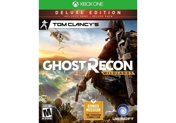 Tom Clancy s Ghost Recon Wildland Deluxe Edition for Xbox 1