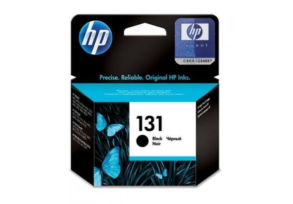 HP C8765HE 131 Black Original Ink Cartridge