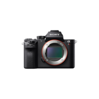 Sony 7R II With Back-Illuminated Full-Frame Image Sensor