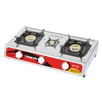 Nikai NG845 Triple Gas Burner