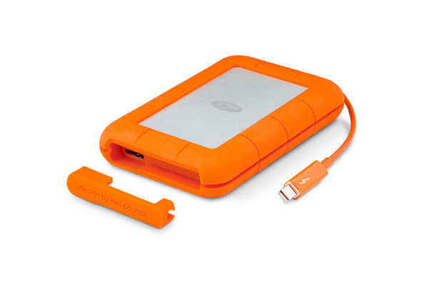 LaCie 4TB Rugged RAID ThunderBolt & USB 3