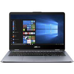 "Asus VivoBook Flip 14 i3 4GB, 128GB 14"" Laptop, Grey"