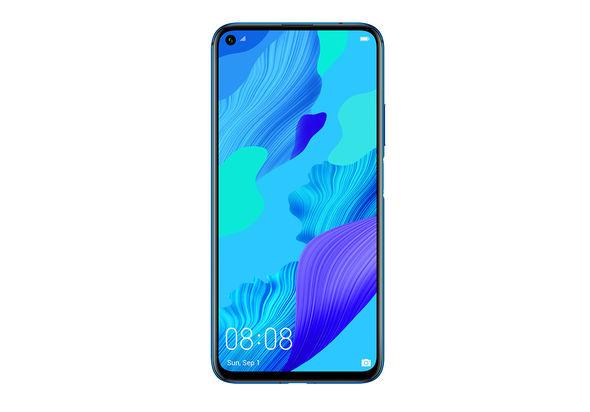 Huawei Nova 5T Smartphone LTE,  Crush Blue