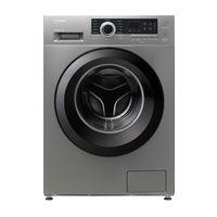 Hitachi BD60CE3CGXSL 6kg Front Loading Washing Machine, Silver