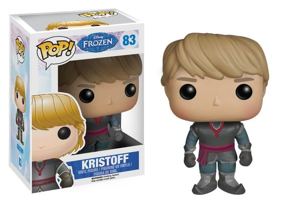 Funko POP Disney Frozen Kristoff Action Figure
