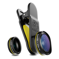 Black Eye Combo G4 Universal Smartphone Lens for IOS and Android