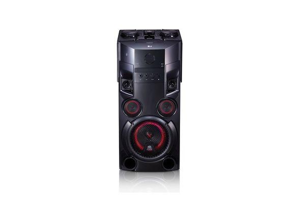 LG OM5560 Hi-Fi System