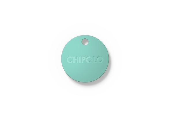 Chipolo Bluetooth Item Tracker, Mint Green