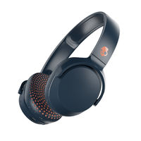 Skullcandy Riff Wireless On-Ear Headphone,  Blue/Sunset