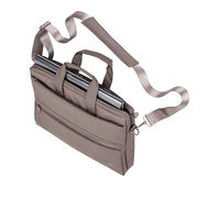 "Rivacase 15.6"" Laptop Bag, Beige"