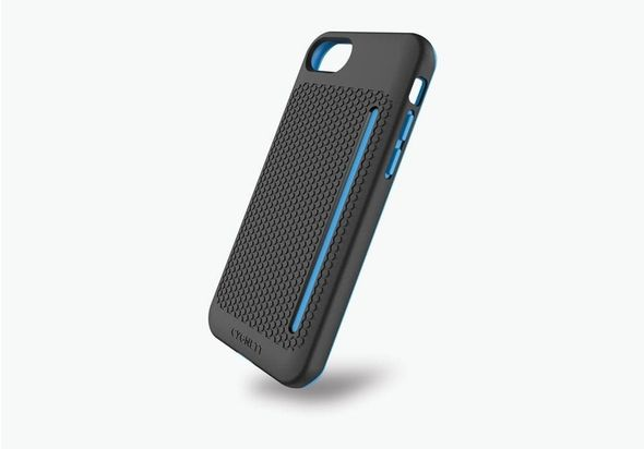 Cygnett Workmate Pro Case for iPhone 7, Black/Blue