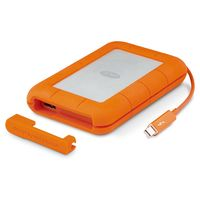LaCie 2TB Rugged ThunderBolt & USB 3