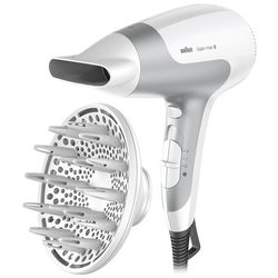 Braun Satin Hair 5 HD585 Hair Dryer With Diffuser And Ionic Function