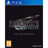Final Fantasy VII Remake Deluxe Edition for PS4