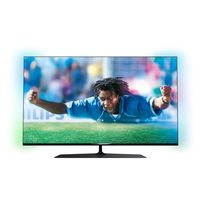 "Philips 49"" 4K Ultra Slim Smart LED TV"