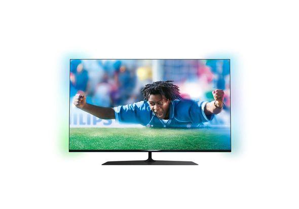 Philips 49  4K Ultra Slim Smart LED TV