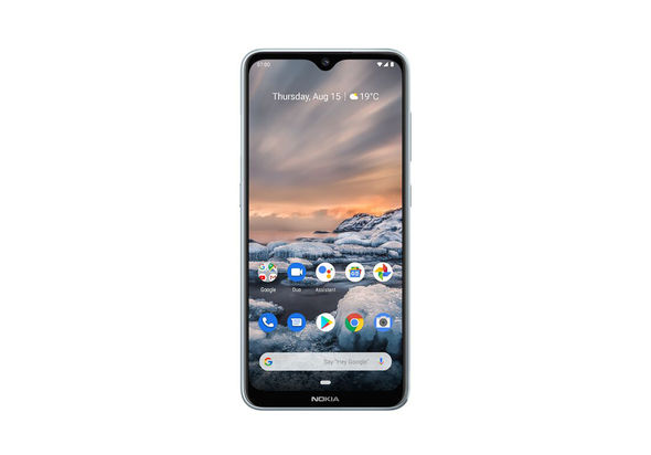 Nokia 7.2 Smartphone LTE,  Charcoal