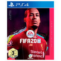 Pre Order FIFA 20 Champions Edition For PS4