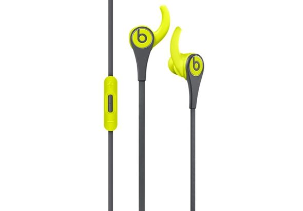 Beats Tour2 In-Ear Headphones, Yellow