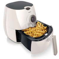 Philips 0.8 Liter Deep Fryer - HD9220/40, White