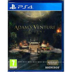 Adam's Venture for PS4