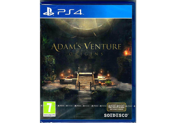 Adam s Venture for PS4