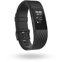 Fitbit Charge 2 Fitness bracelet large, Black Gunmetal