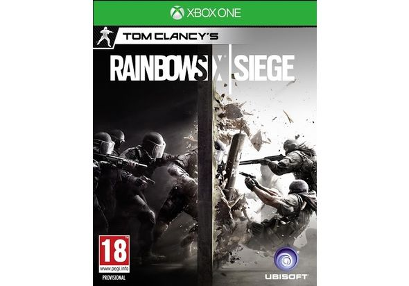 Tom Clancy s Rainbow Six Siege for Xbox 1