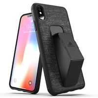 Adidas Grip Case for iPhone Xs Max, Black