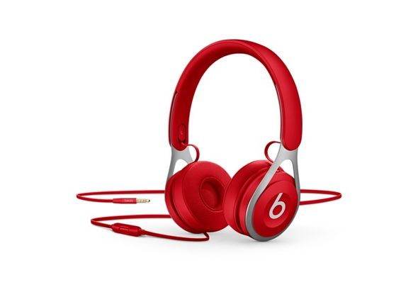 Beats EP On-Ear Headphones, Red