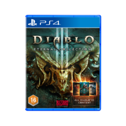 Diablo 3 Eternal Collection For PS4