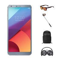 LG G6 H870 Smartphone LTE, Platinum