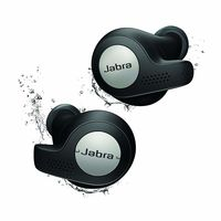 Jabra Elite Active 65t Alexa Enabled True Wireless Sports Earbuds, Titanium Black