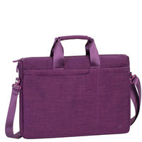 "Rivacase Laptop bag 15.6"" , Purple"