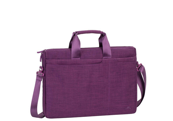 Rivacase Laptop bag 15.6  , Purple