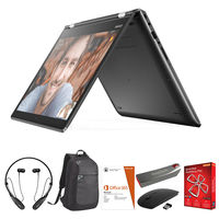 "Lenovo Yoga 510 i7 8GB, 1TB 14"" Laptop, Black"